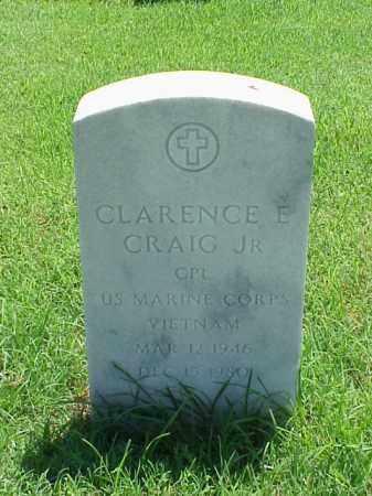 CRAIG, JR (VETERAN VIET), CLARENCE E - Pulaski County, Arkansas | CLARENCE E CRAIG, JR (VETERAN VIET) - Arkansas Gravestone Photos