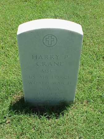 CRANE (VETERAN 2 WARS), HARRY P - Pulaski County, Arkansas | HARRY P CRANE (VETERAN 2 WARS) - Arkansas Gravestone Photos