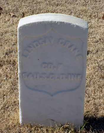 CRANE (VETERAN UNION), LINDSAY - Pulaski County, Arkansas | LINDSAY CRANE (VETERAN UNION) - Arkansas Gravestone Photos