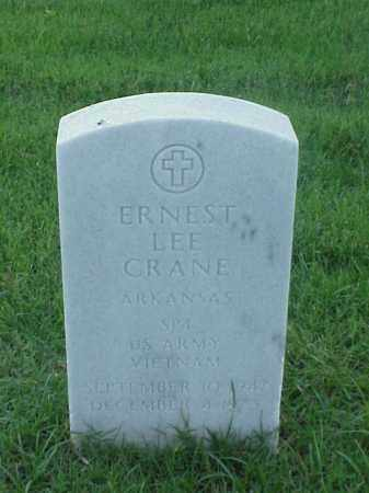 CRANE (VETERAN VIET), ERNEST LEE - Pulaski County, Arkansas | ERNEST LEE CRANE (VETERAN VIET) - Arkansas Gravestone Photos