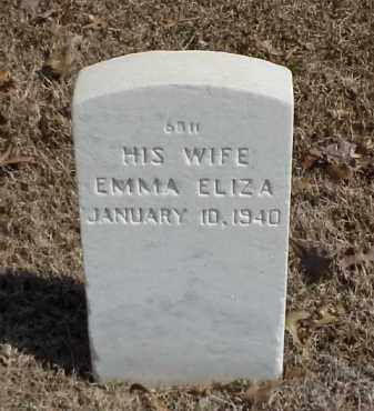 CRAUN, EMMA ELIZA - Pulaski County, Arkansas | EMMA ELIZA CRAUN - Arkansas Gravestone Photos