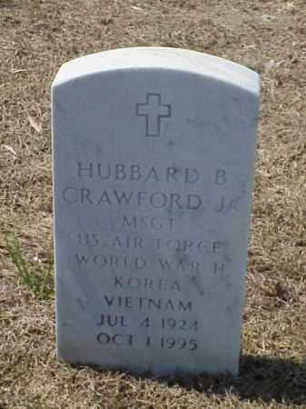 CRAWFORD, JR (VETERAN 3 WARS), HUBBARD B - Pulaski County, Arkansas | HUBBARD B CRAWFORD, JR (VETERAN 3 WARS) - Arkansas Gravestone Photos