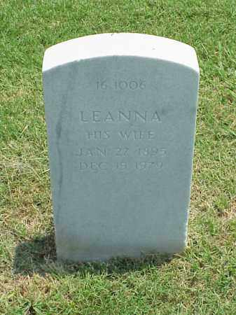 CRAWFORD, LEANNA - Pulaski County, Arkansas | LEANNA CRAWFORD - Arkansas Gravestone Photos