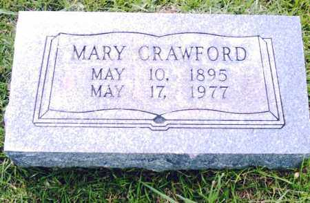 CRAWFORD, MARY - Pulaski County, Arkansas | MARY CRAWFORD - Arkansas Gravestone Photos