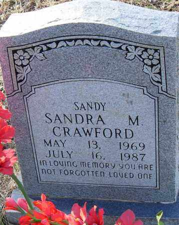 "CRAWFORD, SANDRA M ""SANDY"" - Pulaski County, Arkansas 