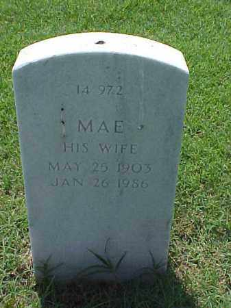 CRELEY, MAE - Pulaski County, Arkansas | MAE CRELEY - Arkansas Gravestone Photos