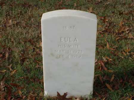 CRISWELL, EULA - Pulaski County, Arkansas | EULA CRISWELL - Arkansas Gravestone Photos