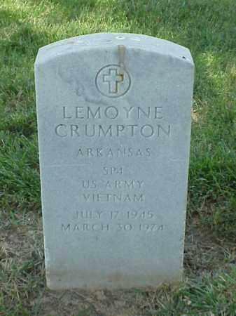 CRUMPTON (VETERAN VIET), LEMOYNE - Pulaski County, Arkansas | LEMOYNE CRUMPTON (VETERAN VIET) - Arkansas Gravestone Photos