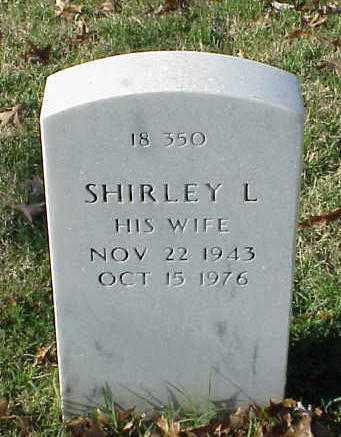 CULLINS, SHIRLEY L - Pulaski County, Arkansas   SHIRLEY L CULLINS - Arkansas Gravestone Photos