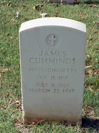 CUMMINGS (VETERAN SAW), JAMES - Pulaski County, Arkansas | JAMES CUMMINGS (VETERAN SAW) - Arkansas Gravestone Photos