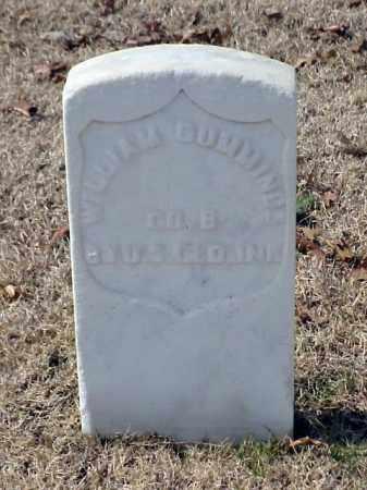 CUMMINGS (VETERAN UNION), WILLIAM - Pulaski County, Arkansas | WILLIAM CUMMINGS (VETERAN UNION) - Arkansas Gravestone Photos