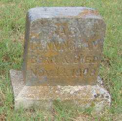 CUNNINGHAM, BABY #2 - Pulaski County, Arkansas | BABY #2 CUNNINGHAM - Arkansas Gravestone Photos