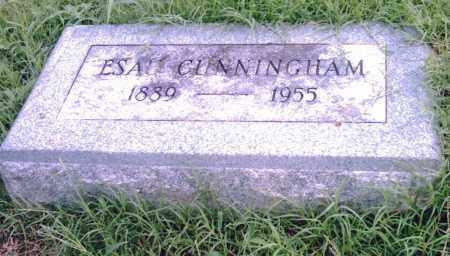 CUNNINGHAM, ESAU - Pulaski County, Arkansas | ESAU CUNNINGHAM - Arkansas Gravestone Photos