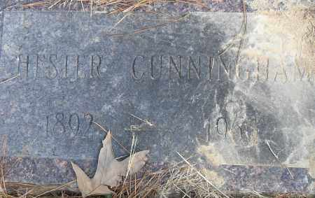 CUNNINGHAM, HESTER - Pulaski County, Arkansas | HESTER CUNNINGHAM - Arkansas Gravestone Photos