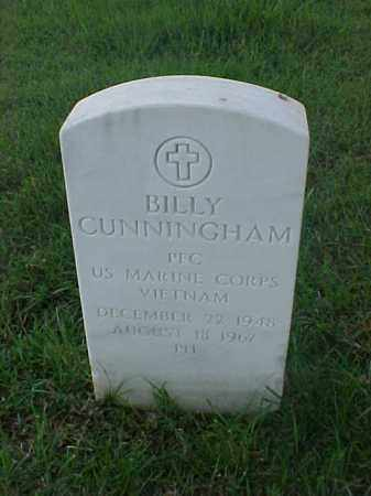 CUNNINGHAM (VETERAN VIET), BILLY - Pulaski County, Arkansas | BILLY CUNNINGHAM (VETERAN VIET) - Arkansas Gravestone Photos