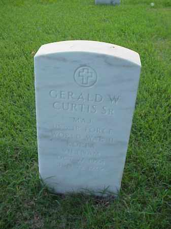 CURTIS SR (VETERAN 3 WARS), GERALD W - Pulaski County, Arkansas | GERALD W CURTIS SR (VETERAN 3 WARS) - Arkansas Gravestone Photos