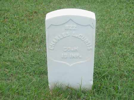 CURTIS (VETERAN UNION), CHARLES L - Pulaski County, Arkansas | CHARLES L CURTIS (VETERAN UNION) - Arkansas Gravestone Photos