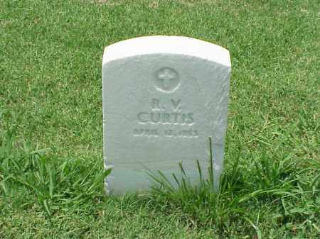 CURTIS, R V - Pulaski County, Arkansas | R V CURTIS - Arkansas Gravestone Photos