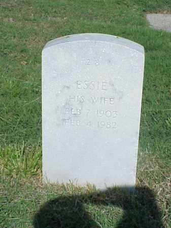 CUSTOM, ESSIE - Pulaski County, Arkansas | ESSIE CUSTOM - Arkansas Gravestone Photos