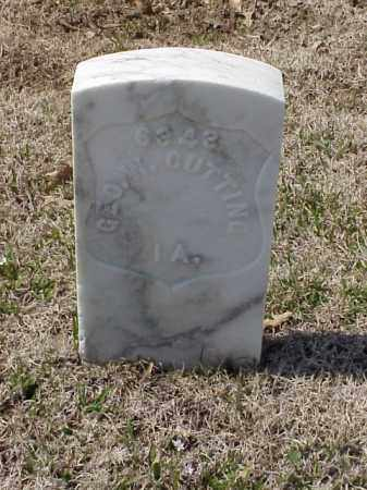 CUTTING (VETERAN 2 WARS), GEORGE W - Pulaski County, Arkansas | GEORGE W CUTTING (VETERAN 2 WARS) - Arkansas Gravestone Photos