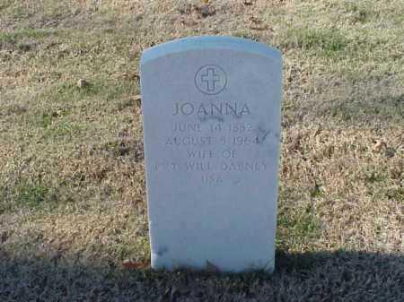 DABNEY, JOANNA - Pulaski County, Arkansas | JOANNA DABNEY - Arkansas Gravestone Photos