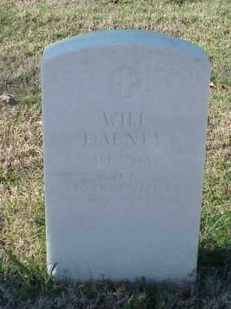 DABNEY (VETERAN WWI), WILL - Pulaski County, Arkansas   WILL DABNEY (VETERAN WWI) - Arkansas Gravestone Photos