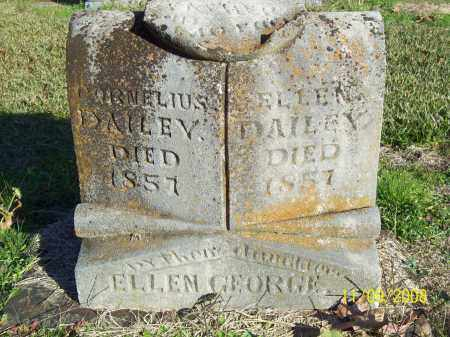 DAILEY, CORNELIUS - Pulaski County, Arkansas | CORNELIUS DAILEY - Arkansas Gravestone Photos