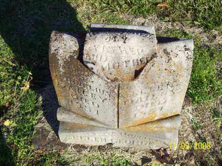 DAILEY  (TOP OF STONE), CORNELIUS - Pulaski County, Arkansas | CORNELIUS DAILEY  (TOP OF STONE) - Arkansas Gravestone Photos