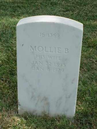 DAILEY, MOLLIE B - Pulaski County, Arkansas | MOLLIE B DAILEY - Arkansas Gravestone Photos