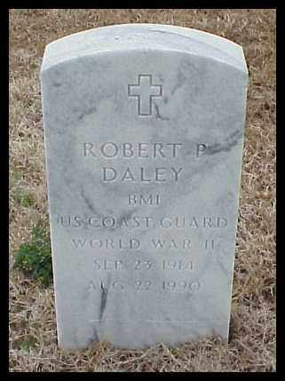 DALEY (VETERAN WWII), ROBERT P - Pulaski County, Arkansas | ROBERT P DALEY (VETERAN WWII) - Arkansas Gravestone Photos