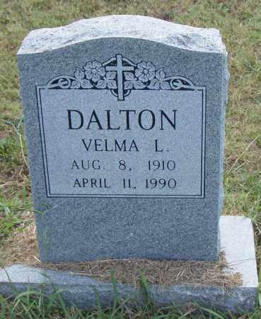DALTON, VELMA L. - Pulaski County, Arkansas | VELMA L. DALTON - Arkansas Gravestone Photos