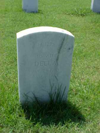 DAMERON, DELLA - Pulaski County, Arkansas | DELLA DAMERON - Arkansas Gravestone Photos