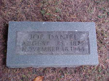 DANIEL, JOE - Pulaski County, Arkansas | JOE DANIEL - Arkansas Gravestone Photos