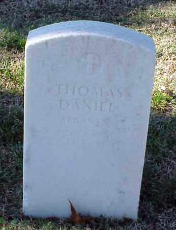 DANIEL (VETERAN UNION), THOMAS - Pulaski County, Arkansas | THOMAS DANIEL (VETERAN UNION) - Arkansas Gravestone Photos