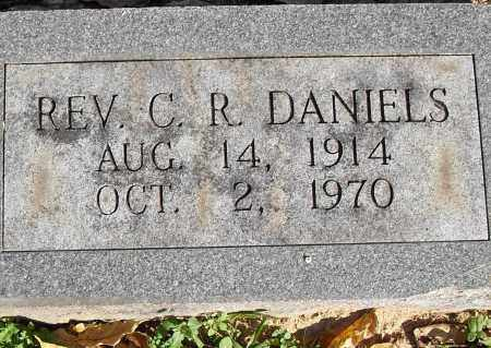 DANIELS, C R - Pulaski County, Arkansas | C R DANIELS - Arkansas Gravestone Photos