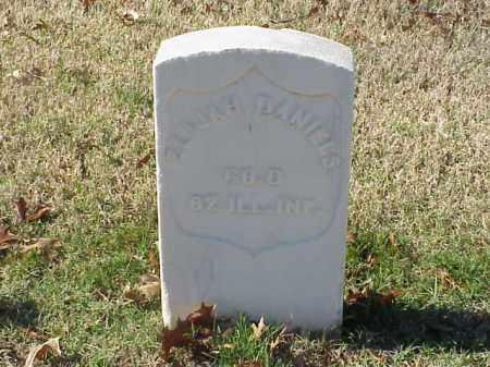 DANIELS (VETERAN UNION), ELIJAH D - Pulaski County, Arkansas | ELIJAH D DANIELS (VETERAN UNION) - Arkansas Gravestone Photos