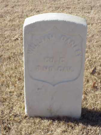 DANLEY (VETERAN CSA), WILLIAM - Pulaski County, Arkansas | WILLIAM DANLEY (VETERAN CSA) - Arkansas Gravestone Photos