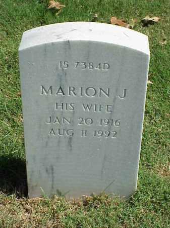 DAVIDSON, MARION J - Pulaski County, Arkansas | MARION J DAVIDSON - Arkansas Gravestone Photos