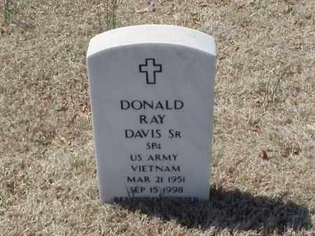 DAVIS, JR (VETERAN VIET), DONALD RAY - Pulaski County, Arkansas | DONALD RAY DAVIS, JR (VETERAN VIET) - Arkansas Gravestone Photos