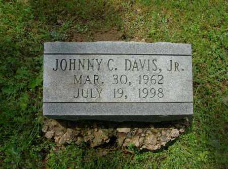 DAVIS, JR., JOHNNY C - Pulaski County, Arkansas | JOHNNY C DAVIS, JR. - Arkansas Gravestone Photos