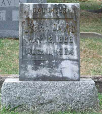 DAVIS, LYNAH - Pulaski County, Arkansas | LYNAH DAVIS - Arkansas Gravestone Photos