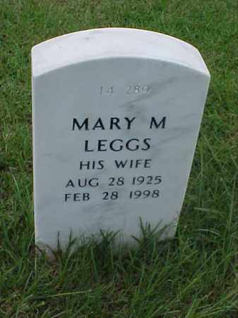 LEGGS DAVIS, MARY M - Pulaski County, Arkansas | MARY M LEGGS DAVIS - Arkansas Gravestone Photos