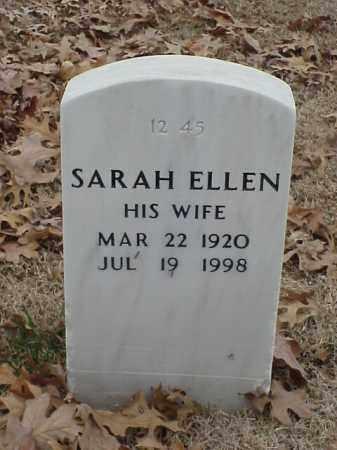 DAVIS, SARAH ELLEN - Pulaski County, Arkansas | SARAH ELLEN DAVIS - Arkansas Gravestone Photos