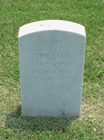 DAVIS, THELMA - Pulaski County, Arkansas | THELMA DAVIS - Arkansas Gravestone Photos