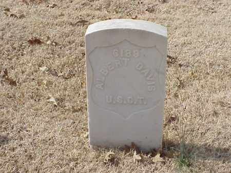 DAVIS (VETERAN UNION), ALBERT - Pulaski County, Arkansas | ALBERT DAVIS (VETERAN UNION) - Arkansas Gravestone Photos