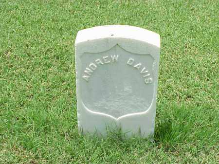 DAVIS (VETERAN UNION), ANDREW - Pulaski County, Arkansas | ANDREW DAVIS (VETERAN UNION) - Arkansas Gravestone Photos
