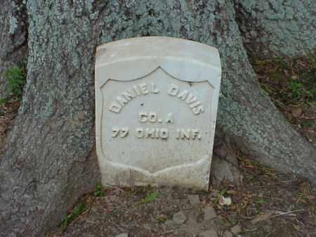 DAVIS (VETERAN UNION), DANIEL - Pulaski County, Arkansas | DANIEL DAVIS (VETERAN UNION) - Arkansas Gravestone Photos