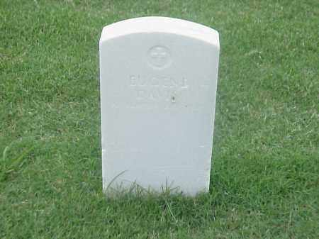 DAVIS (VETERAN UNION), EUGENE - Pulaski County, Arkansas | EUGENE DAVIS (VETERAN UNION) - Arkansas Gravestone Photos