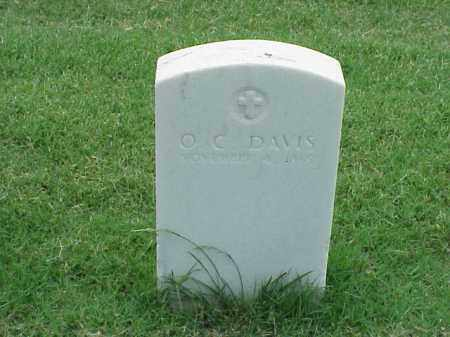 DAVIS (VETERAN UNION), O C - Pulaski County, Arkansas | O C DAVIS (VETERAN UNION) - Arkansas Gravestone Photos
