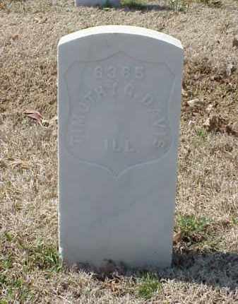 DAVIS (VETERAN UNION), TIMOTHY  G - Pulaski County, Arkansas | TIMOTHY  G DAVIS (VETERAN UNION) - Arkansas Gravestone Photos